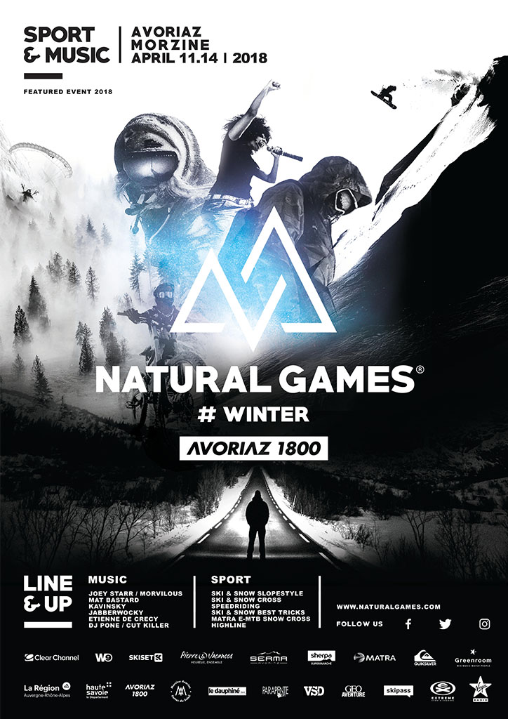 Natural Games #Winter - Avoriaz 1800