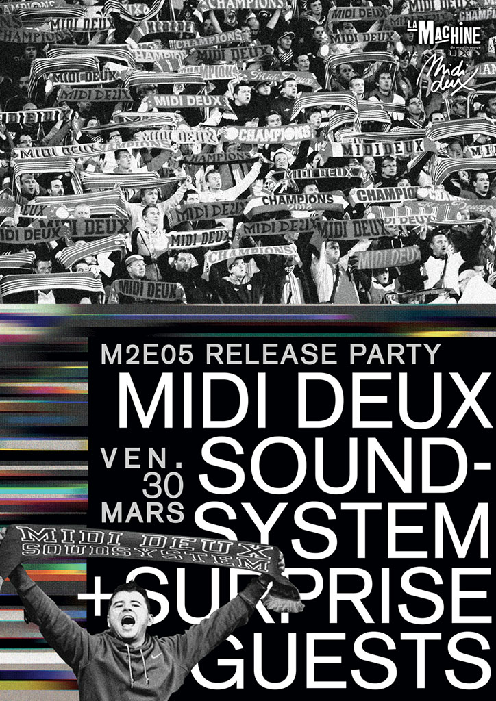 Midi Deux Champions Project Release Party