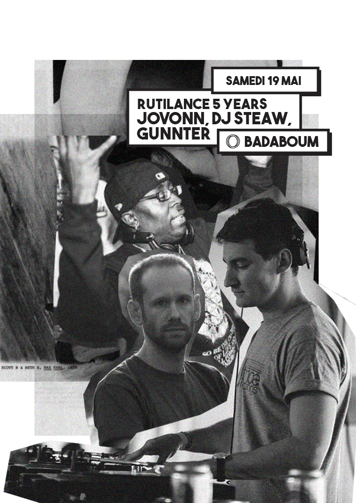 Rutilance 5 years • Jovonn, DJ Steaw, Gunnter