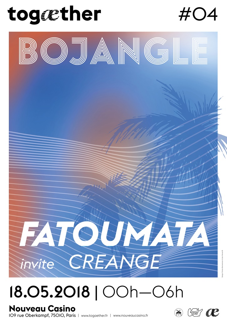 Bojangle x Togaether // Fatoumata invite Creange