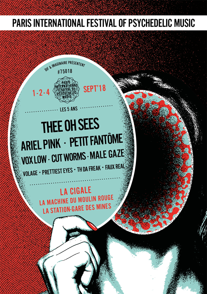 Paris International Festival of Psychedelic Music 2018