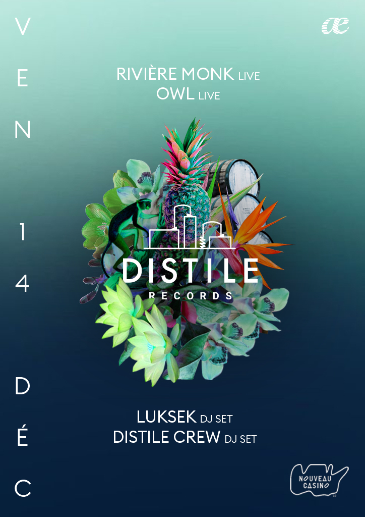Togaether : Distile Records 2nd Anniversary